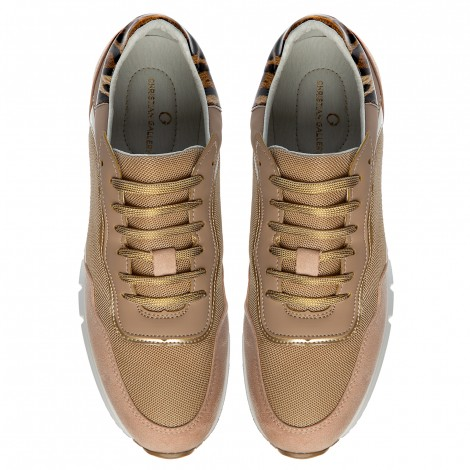 SNEAKER CASUAL NEGROS MAQUILLAJE MADONNA
