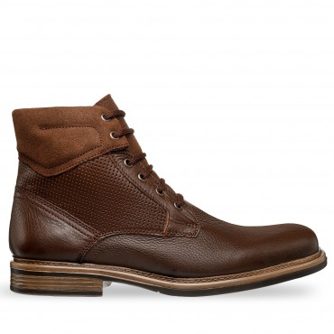 BOTA DE PIEL COLOR FERRERO LIBERTY