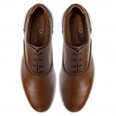 ZAPATO CASUAL MASSI TAN