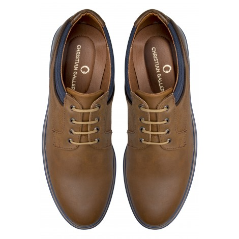 ZAPATO CASUAL KOBE COLOR BRANDY
