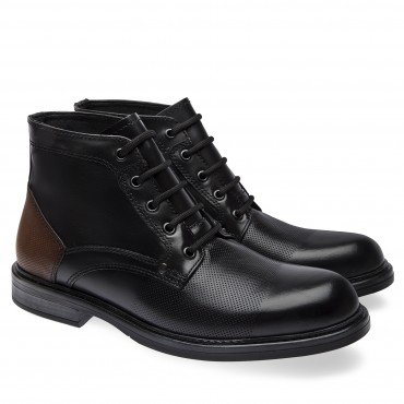 BOTA NEGRA CASUAL LIBERTY