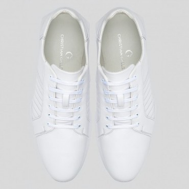 Sneaker Space Color Blanco Confortable