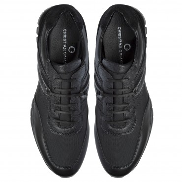 SNEAKER COLOR NEGRO FLY